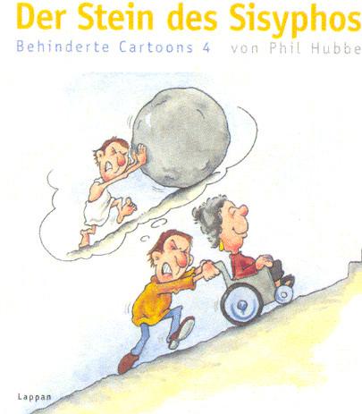 Behinderte cartoons 4 der stein des sisyphos